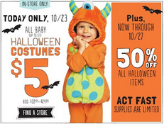 Old Navy Baby Costumes