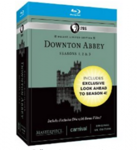 Downton Abbey DVD Box Set